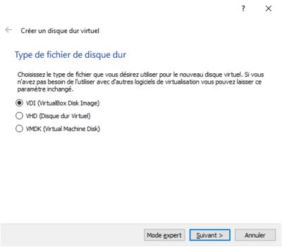 Ubuntu VM Image Fixe