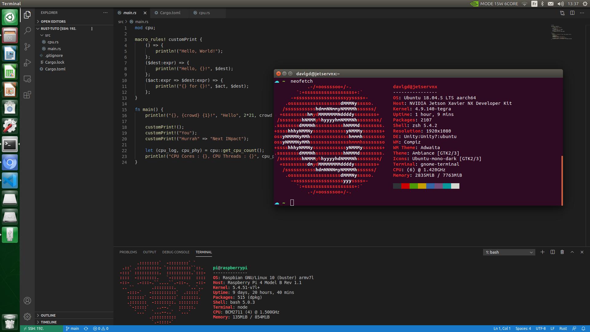 Visual Studio Code ARM64 Remote