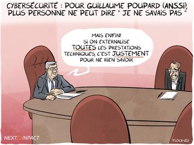 Cybersécurité : pour Guillaume Poupard (ANSSI), plus personne ne peut dire « je ne savais pas »