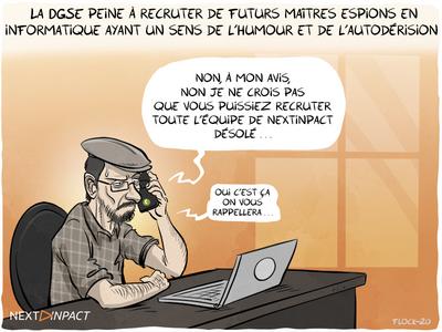 La DGSE peine à recruter ses futurs maîtres espions en informatique