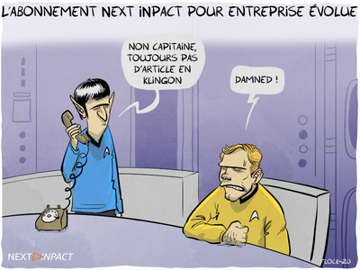 L'abonnement Next INpact pour entreprises et administrations évolue, demandez le vôtre