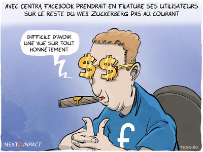 Avec Centra, Facebook prendrait en filature ses utilisateurs sur le reste du web