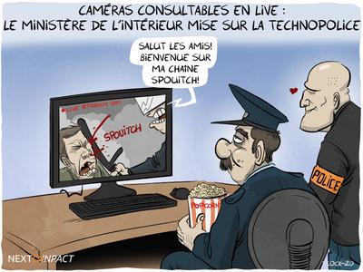 Le ministère de l'Intérieur mise sur la « technopolice »