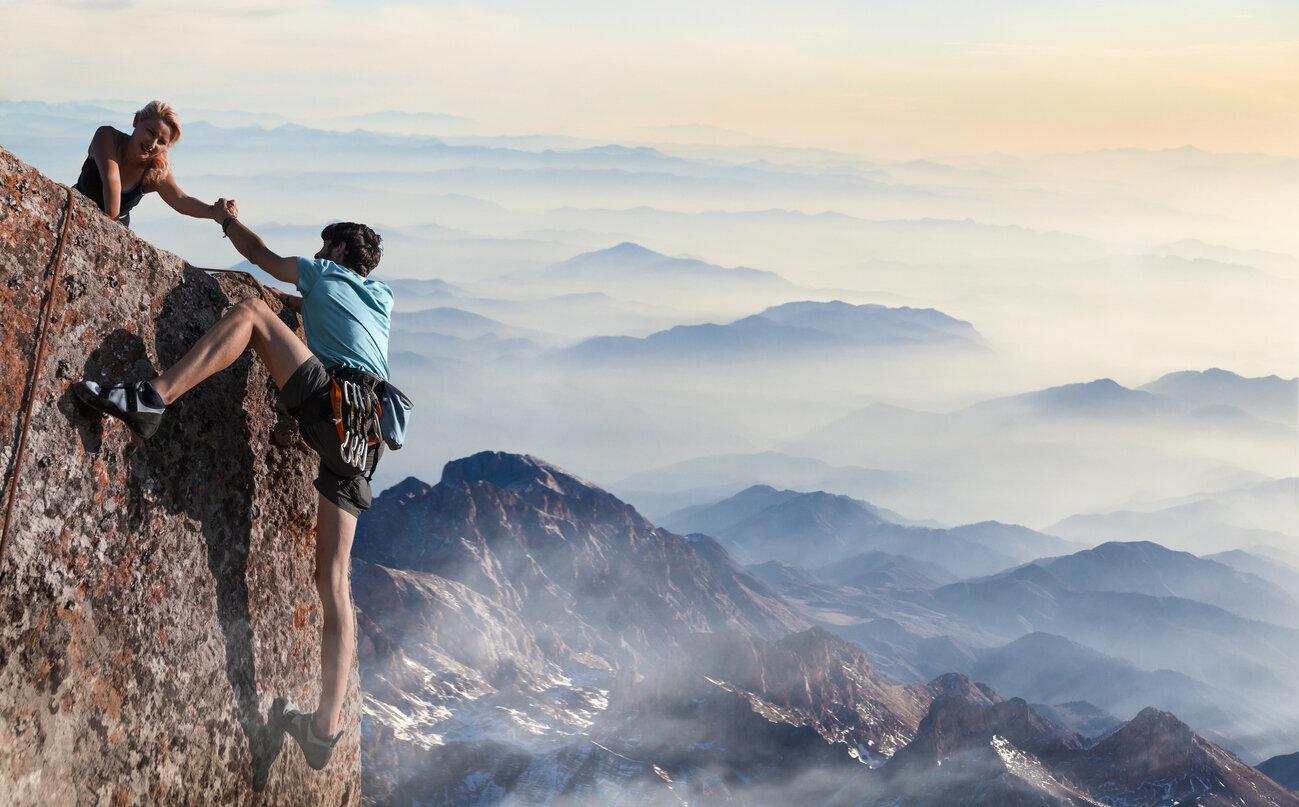 Confiance montagne