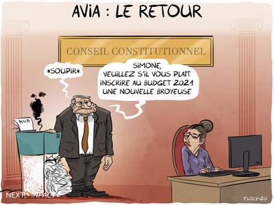 Laetitia Avia, le retour