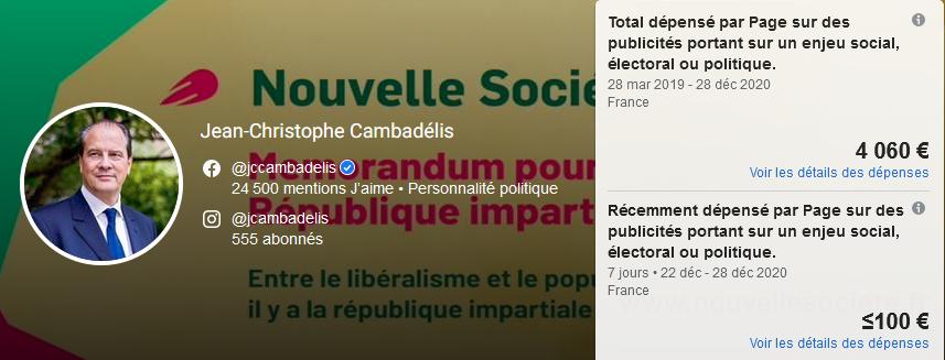 Jean-Christophe Cambadélis