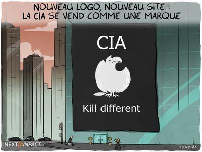 Nouveau logo, nouveau site : la CIA se vend comme une marque