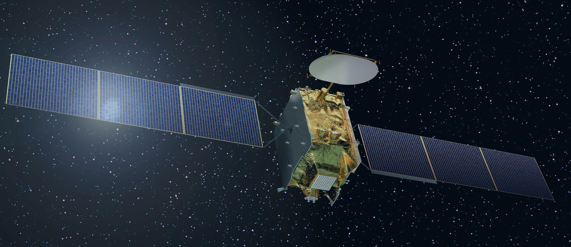 Satellite Quantum