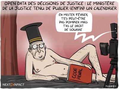 Open Data des décisions de justice : le ministère de la Justice tenu de publier (enfin) un calendrier