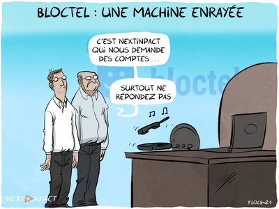 Bloctel, une machine enrayée
