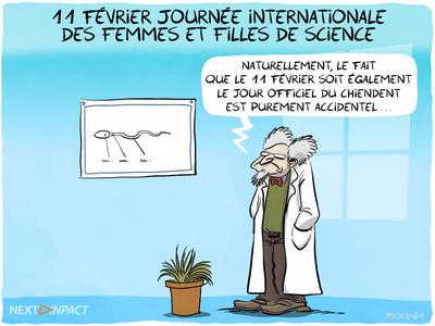 C'est la Journée internationale des Femmes et Filles de science