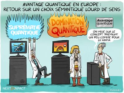 Avantage quantique en Europe : retour sur un choix sémantique lourd de sens