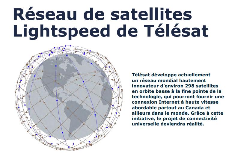 Telesat Lightspeed