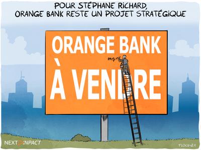Pour Stéphane Richard, Orange Bank reste un projet stratégique