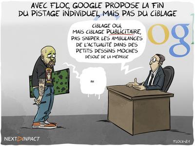 Avec FLoC, Google propose la fin du pistage individuel, mais pas du ciblage
