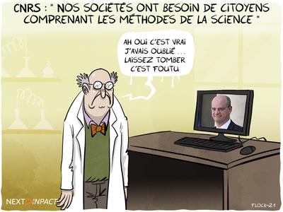 CNRS : « Nos sociétés ont besoin de citoyens comprenant les méthodes de la science »