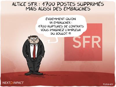 Nouveau plan de départs volontaires chez Altice France-SFR, qui promet de recruter des jeunes