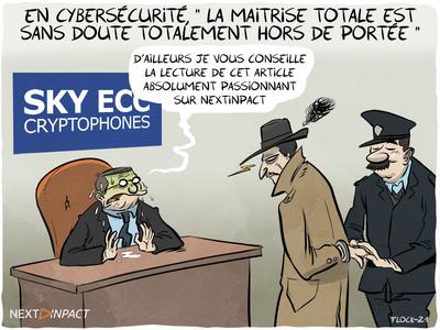 En cybersécurité, « la maîtrise totale est sans doute totalement hors de portée »