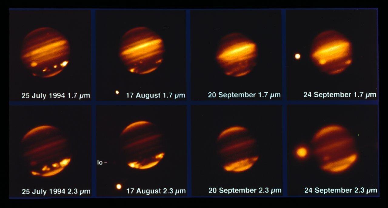 Jupiter ESO
