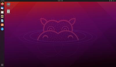 Ubuntu Hirsute 21.04
