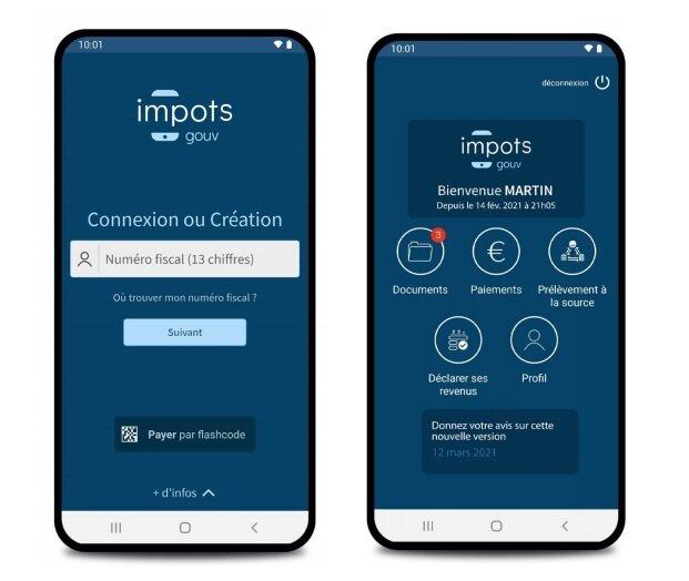 Impots 2021