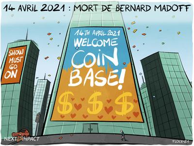 Coinbase réussit avec brio son entrée en bourse, la société valorisée 86 milliards de dollars