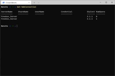 Freebox OS 4.3.0 SMBv2 SMBv3