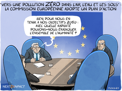 « Vers une pollution zéro dans l'air, l'eau et les sols» : la Commission européenne adopte un plan d'action