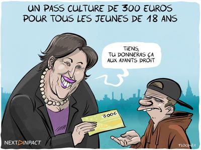 Un pass Culture de 300 euros pour tous les jeunes de 18 ans