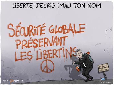 La « loi pour une sécurité globale préservant les libertés » n'a pas préservé les libertés