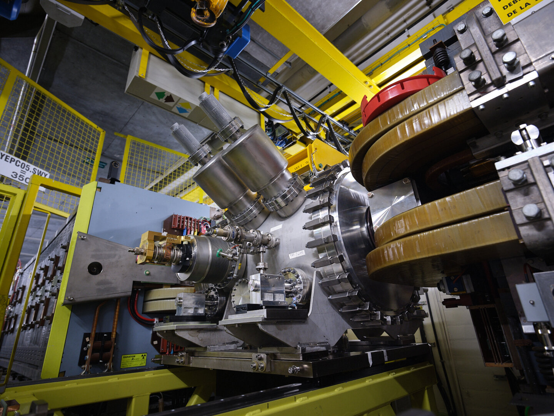 CERN Synchrotons protons