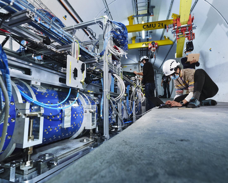 FASER CERN