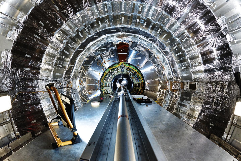 Faisceau CERN