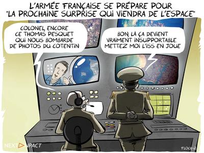 L'armée française se prépare pour « la prochaine surprise qui viendra de l'espace »