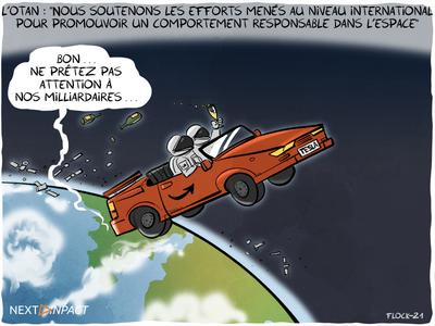 L'OTAN face au « défi » des cybermenaces et guerres de l'espace