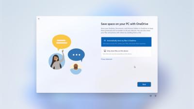 Windows 11 Build 21996 Installation