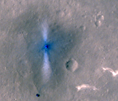 NASA MRO Rover chinois