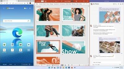 Windows 11 Snaps