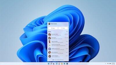 Windows 11 Intégration Teams