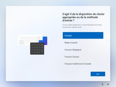 Windows 11 OOBE