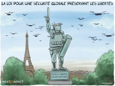 Le gouvernement prépare un patch législatif après la censure de la loi sur la sécurité globale