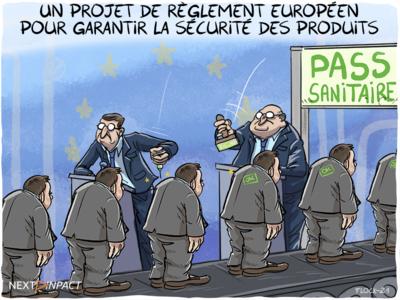 Un projet de règlement européen pour garantir la sécurité des produits