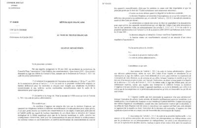 copie privée référé conseil d'état ufc que choisir
