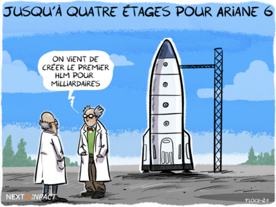 Un « kick-stage » Astris pour élargir les possibilités d'Ariane 6