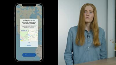 Apple Géolocalisation iOS WWDC 2021