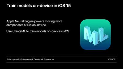 Apple Siri Vie privée WWDC 2021