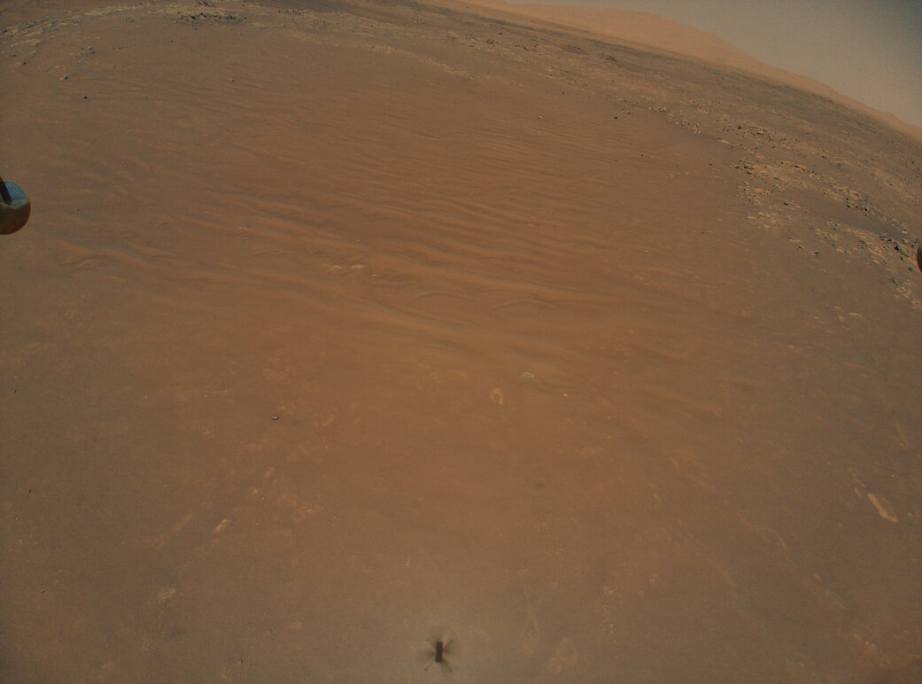 Seitah Mars NASA