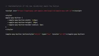 Apple Pay iOS 15
