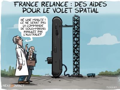 France Relance : voici les premiers lauréats du volet spatial