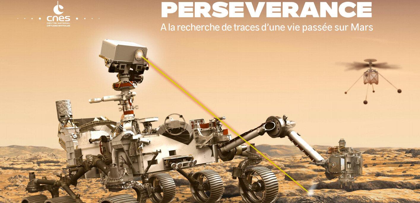Mars 2020 (Perseverance) : « sept minutes de terreur », avant de chercher d'éventuelles traces de vie - Next INpact